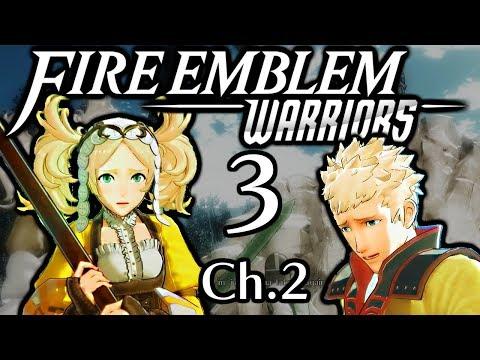 This Writing is Hilarious! Fire Emblem Warriors Gameplay Walkthrough Part 3