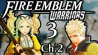 This Writing is Hilarious! Fire Emblem Warriors Gameplay Walkthrough Part 3