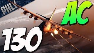 AC-130 GUNSHIP IN WAR THUNDER (War Thunder User Made Gameplay) thumbnail