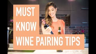 Wine for Beginners: How to Pick and Pair Wines that you'll Love!