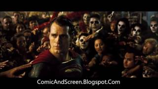 Scenes 22 and 23 of Batman v Superman - Analysis - Justice League Universe Podcast