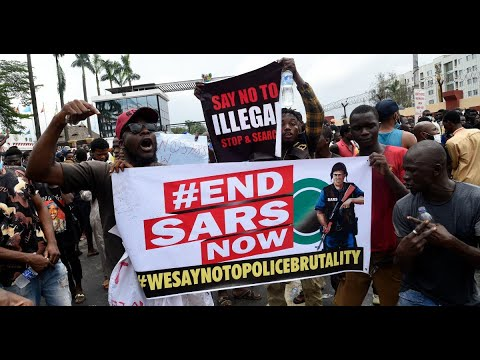 Download EndSARS Protest Today - Singing African China!