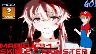Osu Gameplay/Skillet-monster(Hard)/e-e mario se enoja