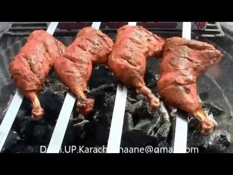 Chicken Tikka || Karachi Restaurants Style