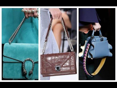 Коллекция женских сумок 2017 г