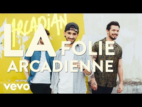 Arcadian - Folie Arcadienne (Vidéo Lyrics Officielle)