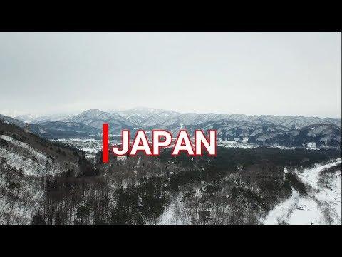 Japan trip. Tokyo, Osaka, Hakuba 2018 GOPRO Hero 5 Mavic Pro