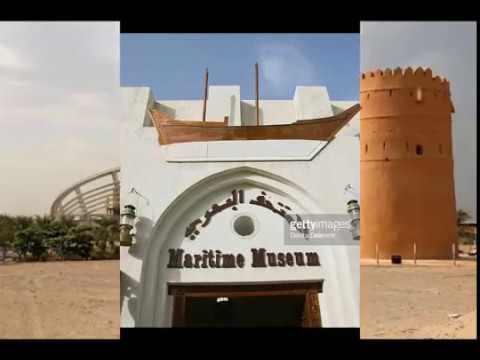 TOP 5 BEST PLACES TO SEE IN SHARJAH | AROUND THE WORLD