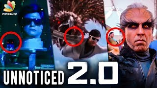 2.0 Teaser Breakdown | Things You Missed | Rajinikanth, Shankar