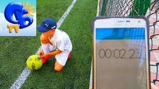 ⚽ Футбольная Тренировка Бег на 15м ⚽ Football Training Running on 15 m