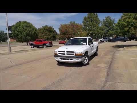 1999 Dodge Dakota Club Cab pickup truck for sale   no-reserve Internet auction October 25, 2017