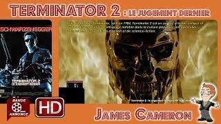 Terminator 2 : le Jugement Dernier de James Cameron (1991) #MrCinéma 80