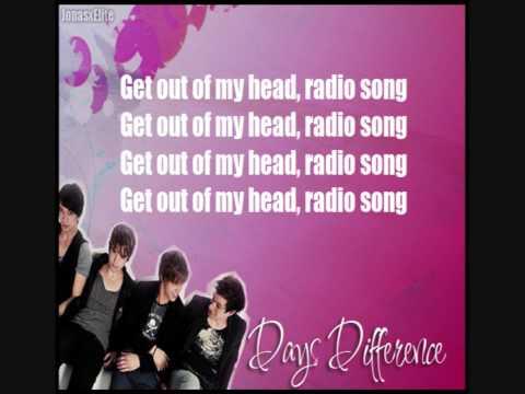 Days Difference- Radio Song +lyrics