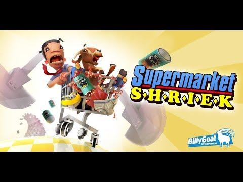 SUPERMARKET SHRIEK #4  