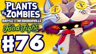 Food Fight 100%! Kitty Cap! - Plants vs. Zombies: Battle for Neighborville - Gameplay Part 76