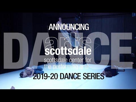 2019-20 Dance Series Announcement - YouTube