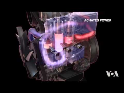 A 50% More Efficient Internal Combustion Engine