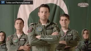 Pakistan Air Force National Songs By Junaid Jamshed