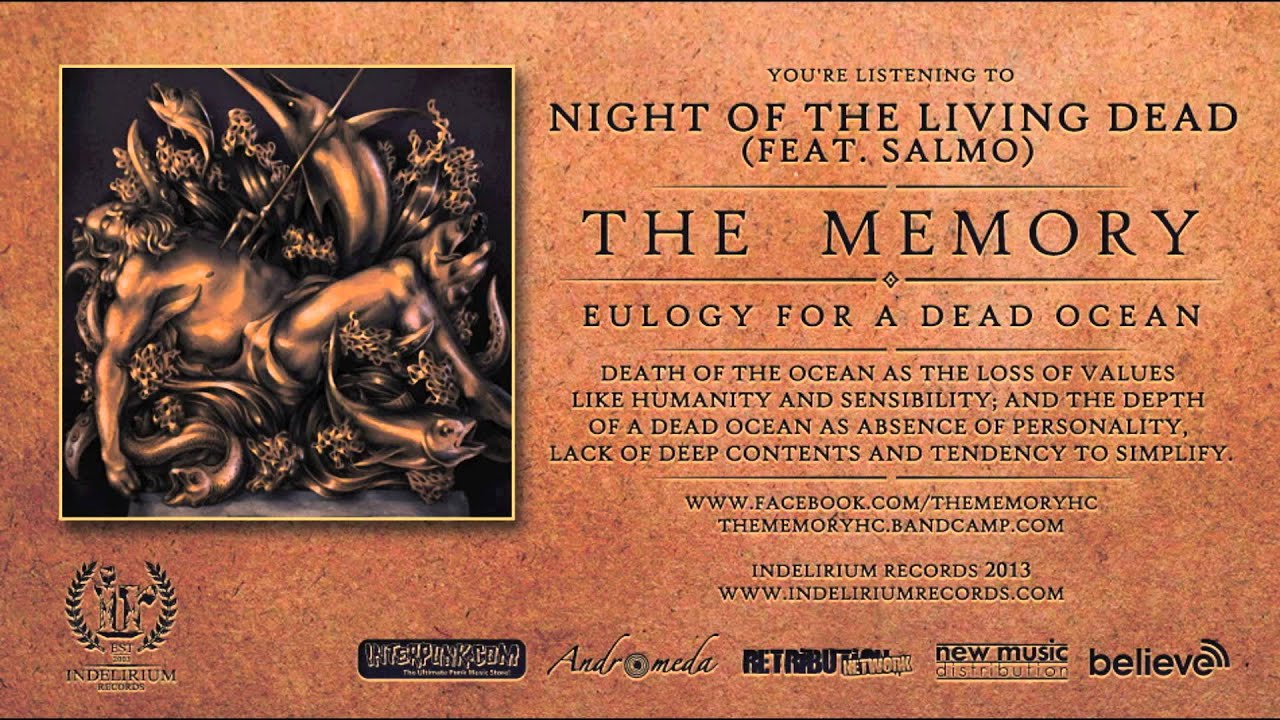 The Memory - Night Of The Living Dead