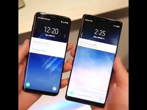 Galaxy Note 8 vs Galaxy S8 Plus - Whats the Difference
