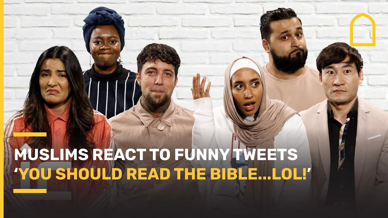 """Download """"YOU SHOULD READ THE BIBLE!"""" 😂 Muslims React To Funny Tweets About Islam   Musconceptions Ep. 1"""