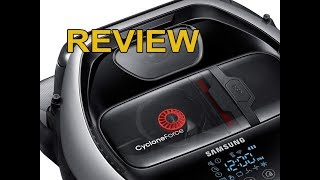 Review Samsung POWERbot R7065 Robot Vacuum 2018