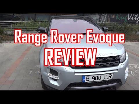 REVIEW - Range Rover Evoque (www.buhnici.ro)