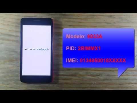 Como liberar desbloquear Alcatel One Touch 6033A Idol Ultra Unefon 6030A, 6012A, 6032A, 6040