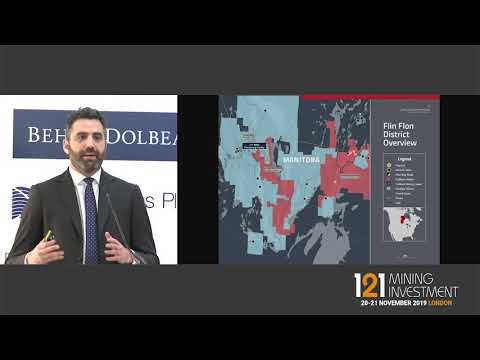 Presentation: Callinex Mines - 121 Mining Investment London Autumn 2019