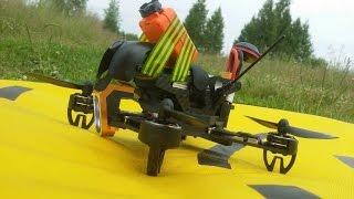 видео Квадрокоптеры Walkera