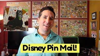 Disney Pin Mail   Pop-Up Disney!, Haunted Mansion, NY Yankees, and Tokyo Pins!