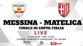 Download Serie D | Finale di Coppa Italia | Messina ACR - Matelica Mp3 and Videos