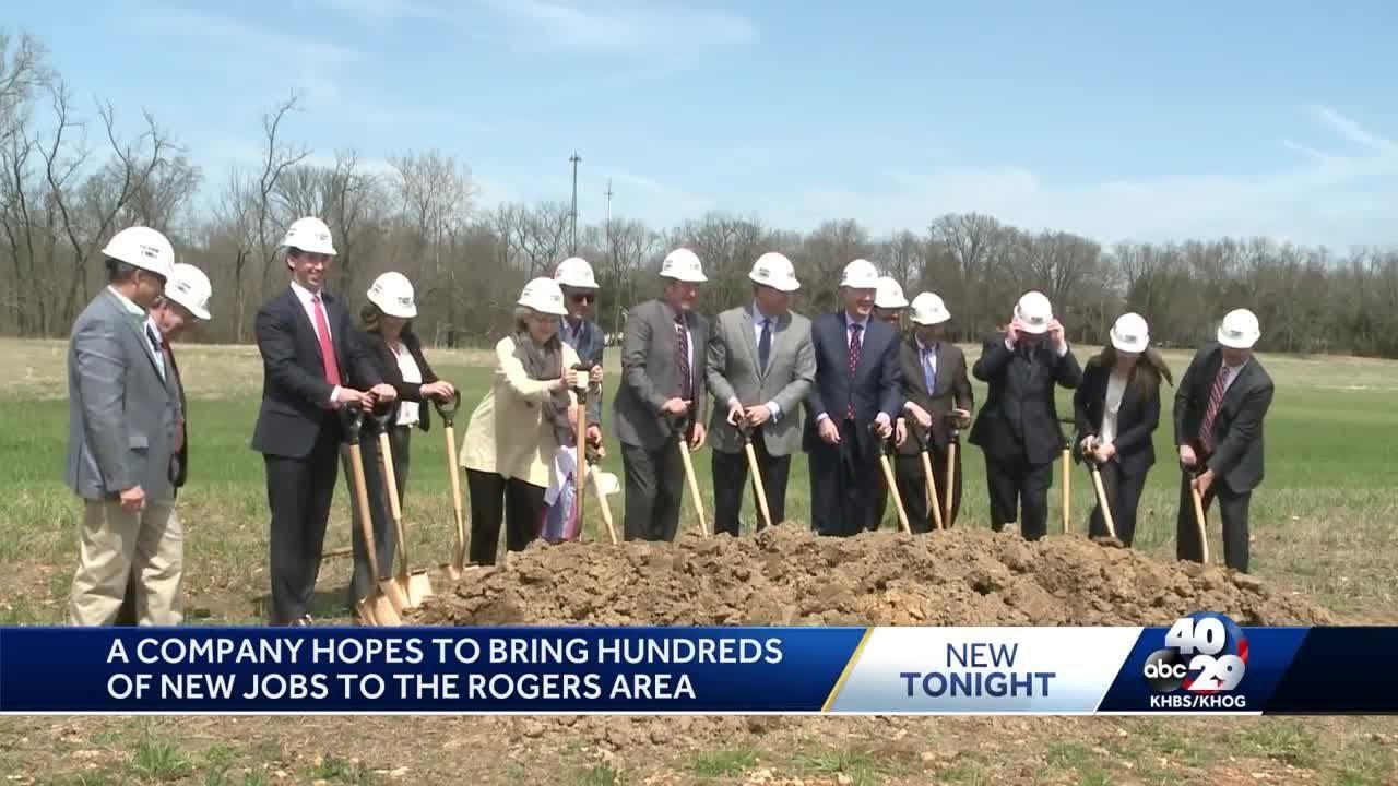Company hopes to bring hundreds of new jobs to Northwest Arkansas