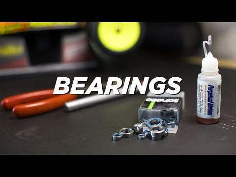 HOW TO CLEAN BEARINGS || RC Tips & Maintenance