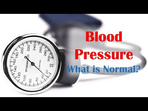 Blood Pressure: What is Normal?