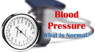 connectYoutube - Blood Pressure: What is Normal?