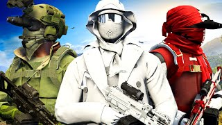 GTA 5 ONLINE TOP 3 OUTFITS OF THE WEEK (TRYHARD/RNG)