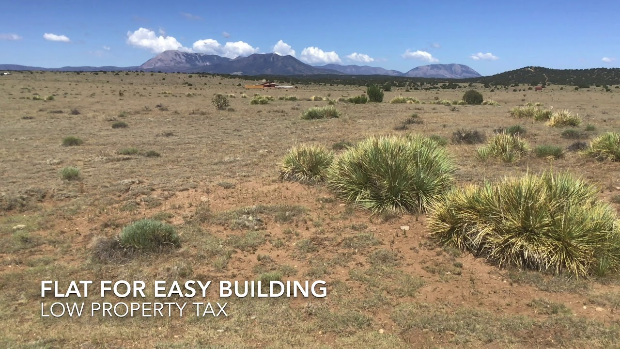 2.39 acres near Walsenburg in Rio Cucharas, Colorado