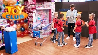 Super Toy Club - GANZE FOLGE | Staffel 1 (2017) | TOGGO