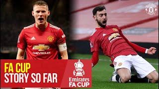 United's <b>FA Cup</b> Campaign So Far | Manchester United v West Ham ...
