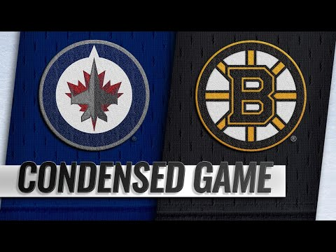 01/29/19 Condensed Game: Jets @ Bruins