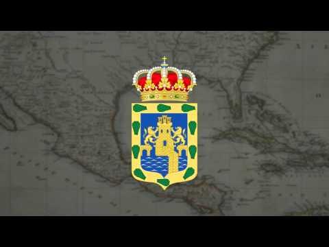 """Himno del Virreinato de Nueva España - """"Marcha Real"""""""