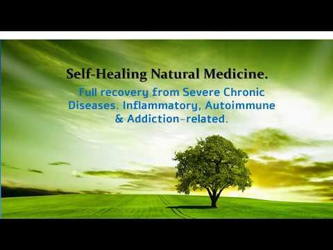 SELF HEALING NATURAL MEDICINE   Sf-Healing website trailer.