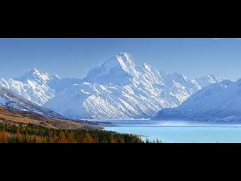 mt cook camp