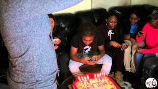 matti baybee mulaism 18th surprise b day present   shot by therealzacktv1