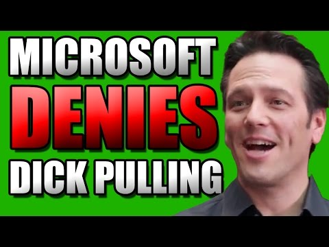 **UPDATE** Microsoft Denies Pulling Dicks on XBOX