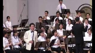 HKYSB - Rimsky-Korsakov Clarinet  Concerto  A (Korea  2001)