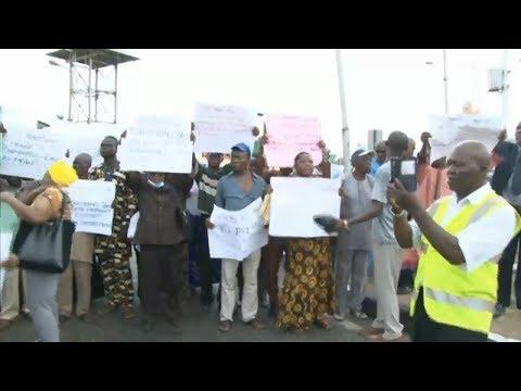 Newsflash: Nigeria Airways Ex-Staff Protest |Aviation This Week|