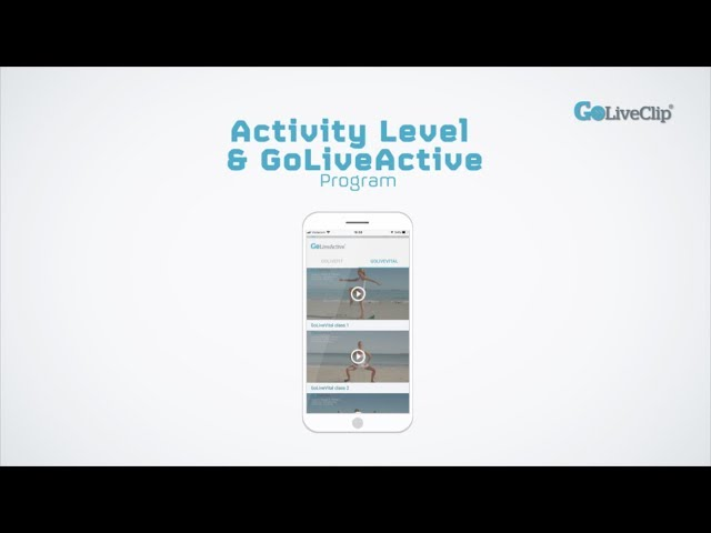 iOS Activity Level and GoLiveActive