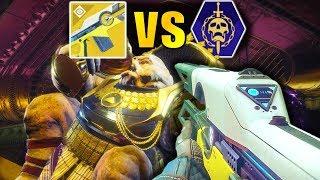 Destiny 2: Prometheus Lens Vs Leviathan Raid!